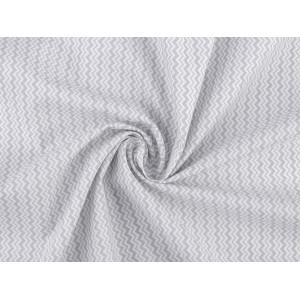 Brož květ s perlou a broušenými kamínky crystal 1ks