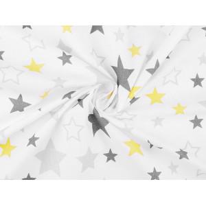 Brož kočka s broušenými kamínky multikolor 1ks