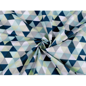 Magnetická brož mandala crystal 1ks
