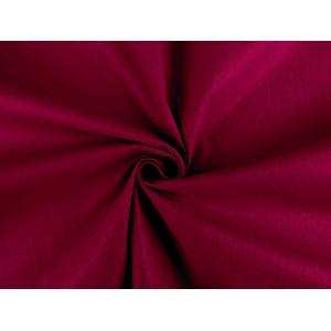 Brož / ozdoba růže Ø9 cm bílá 1ks