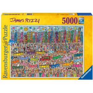 Malování podle čísel San Francisco