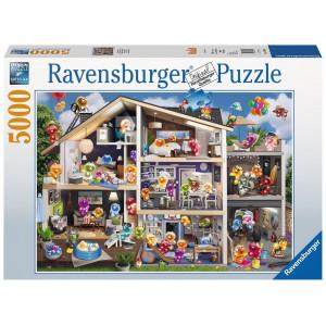 Malování podle čísel Tower Bridge