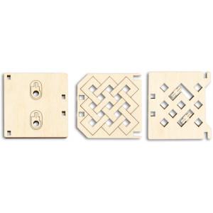 Minky 380869 manchester krémová 1m