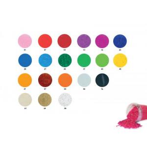 Dětský pásek se suchým zipem šíře 2,7 cm oranžová mrkvová 1ks