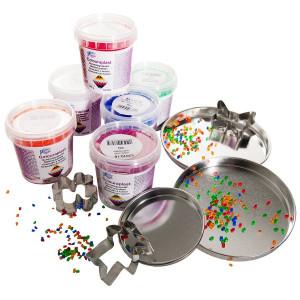 Bavlněný šátek s puntíky 65x65 cm 690751 červená jahoda 1ks