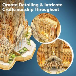 Dlouhé společenské rukavice krajkové bez prstů červená 34 cm, 710109