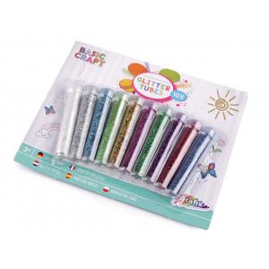 Bavlněný šátek jednobarevný 65x65 cm 720505 modrá pařížská 1ks