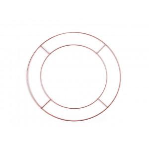 Dívčí rukavice vločka s kamínky a perlami pink 1pár