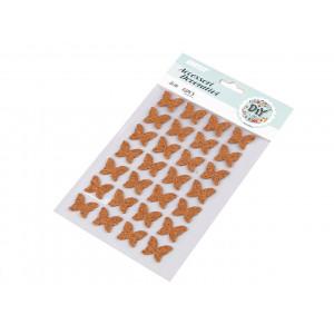 Kosmetické zrcátko Mucha béžová sv. 790876-4