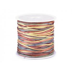 Velký teplý šátek / pléd s třásněmi 135x135 cm béžová sv. 1ks