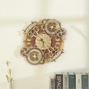 Vaflové piké Květiny v modré š. 50 cm