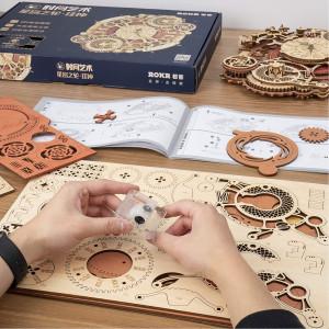 Vaflové piké Citrony š. 50 cm