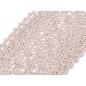 Minky hladké / jemný plyš Off White 380593