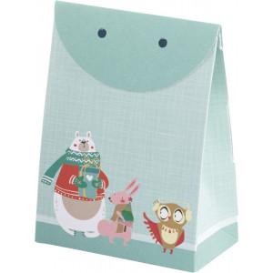 Bavlněný flanel jednobarevný šedá sv. 380953