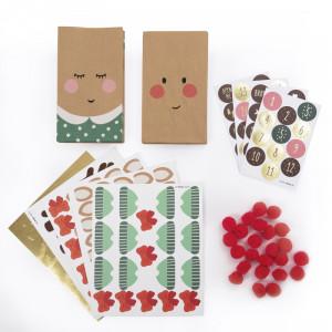 Bavlněný flanel jednorožec pink 380954
