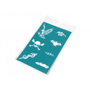 Dřevěný stojan / dekorační schůdky buk 800097