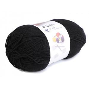 Multifunkční šátek pružný, bezešvý mandala modrá 1ks