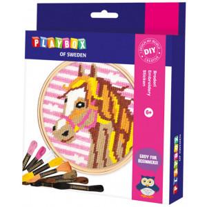 Kovový kruh na lapač snů / k dekorování Ø60 cm bílá 790994. 555